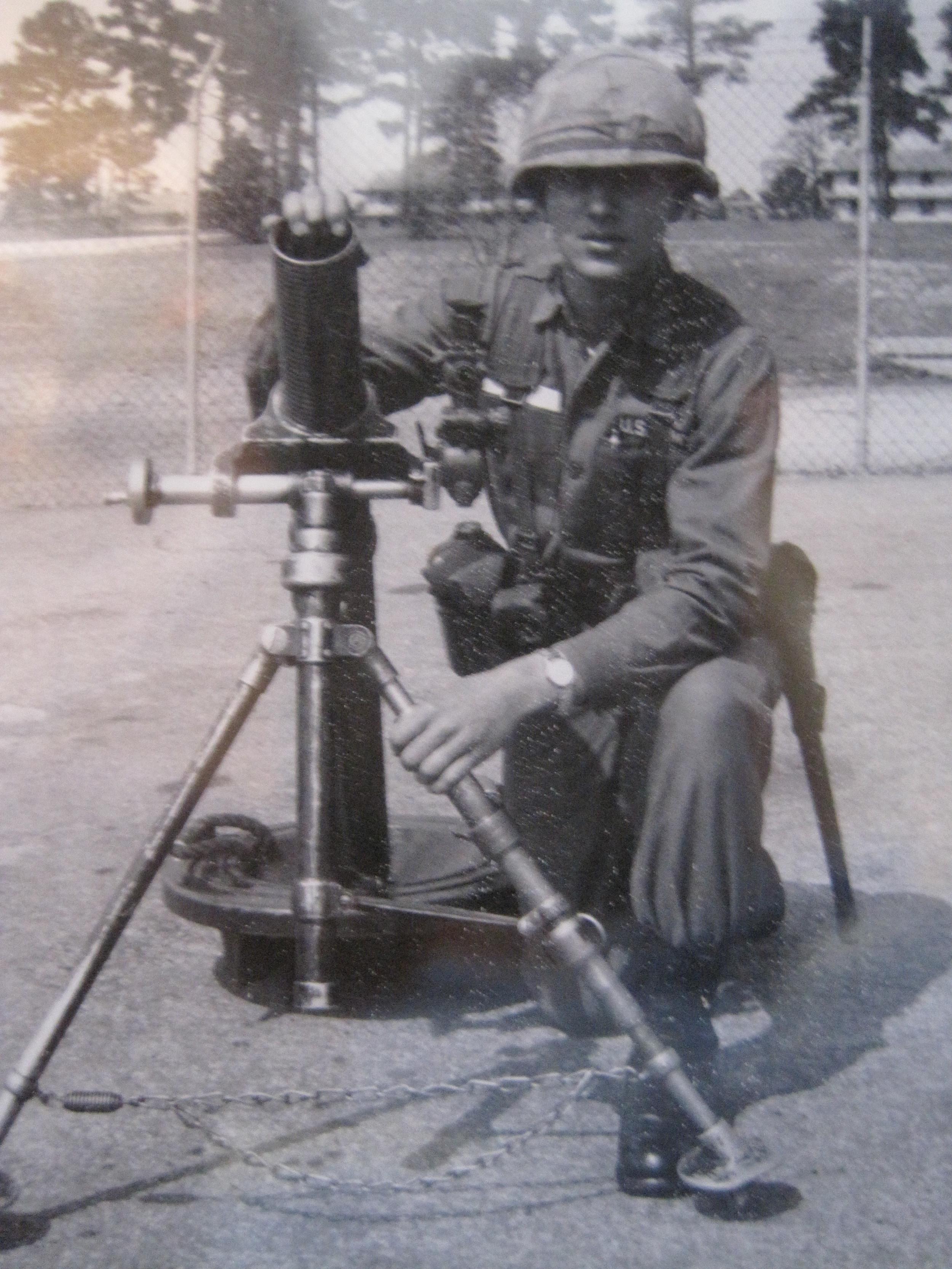 Private Robert Ankony