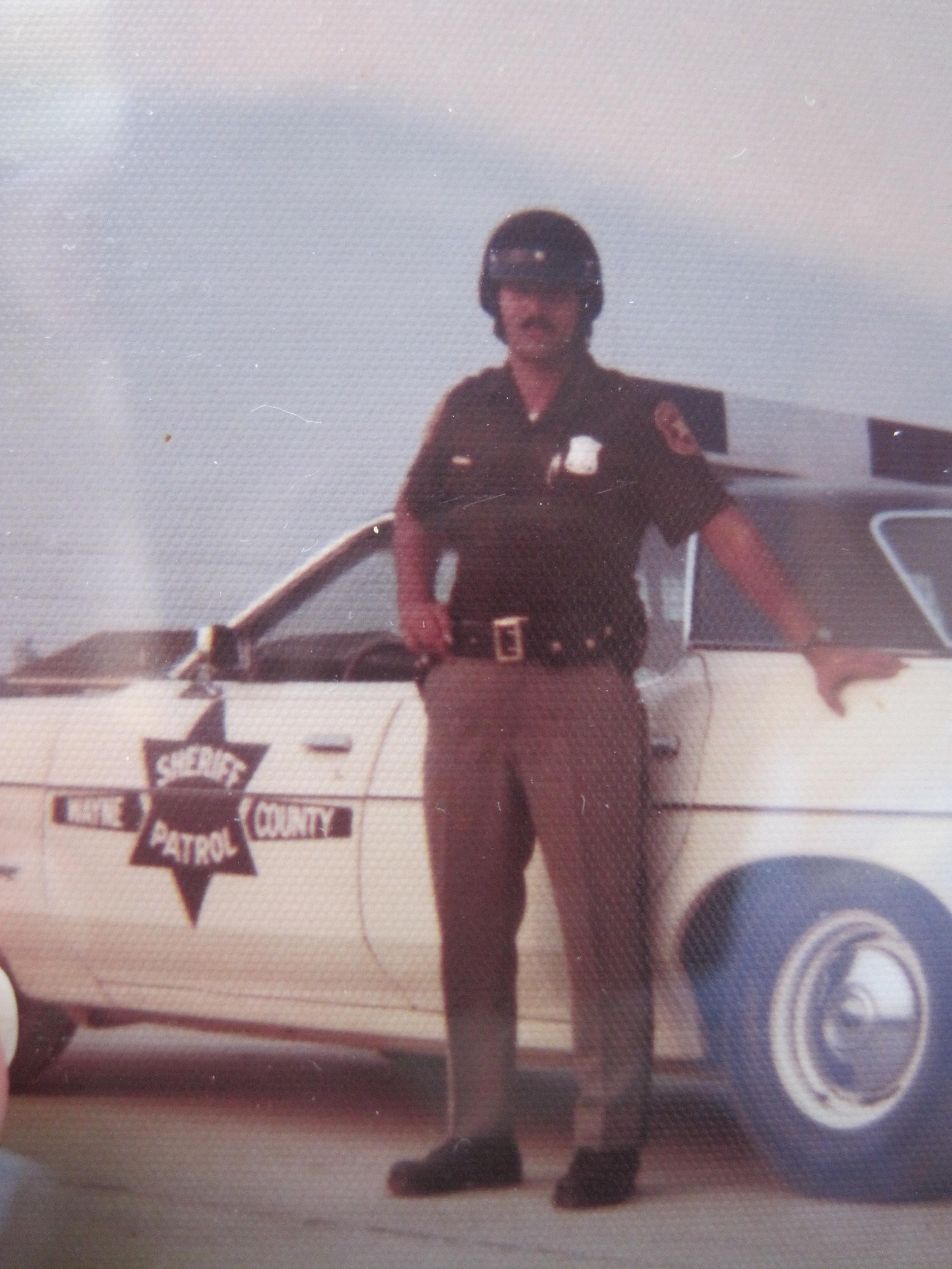 Patrolman Robert Ankony