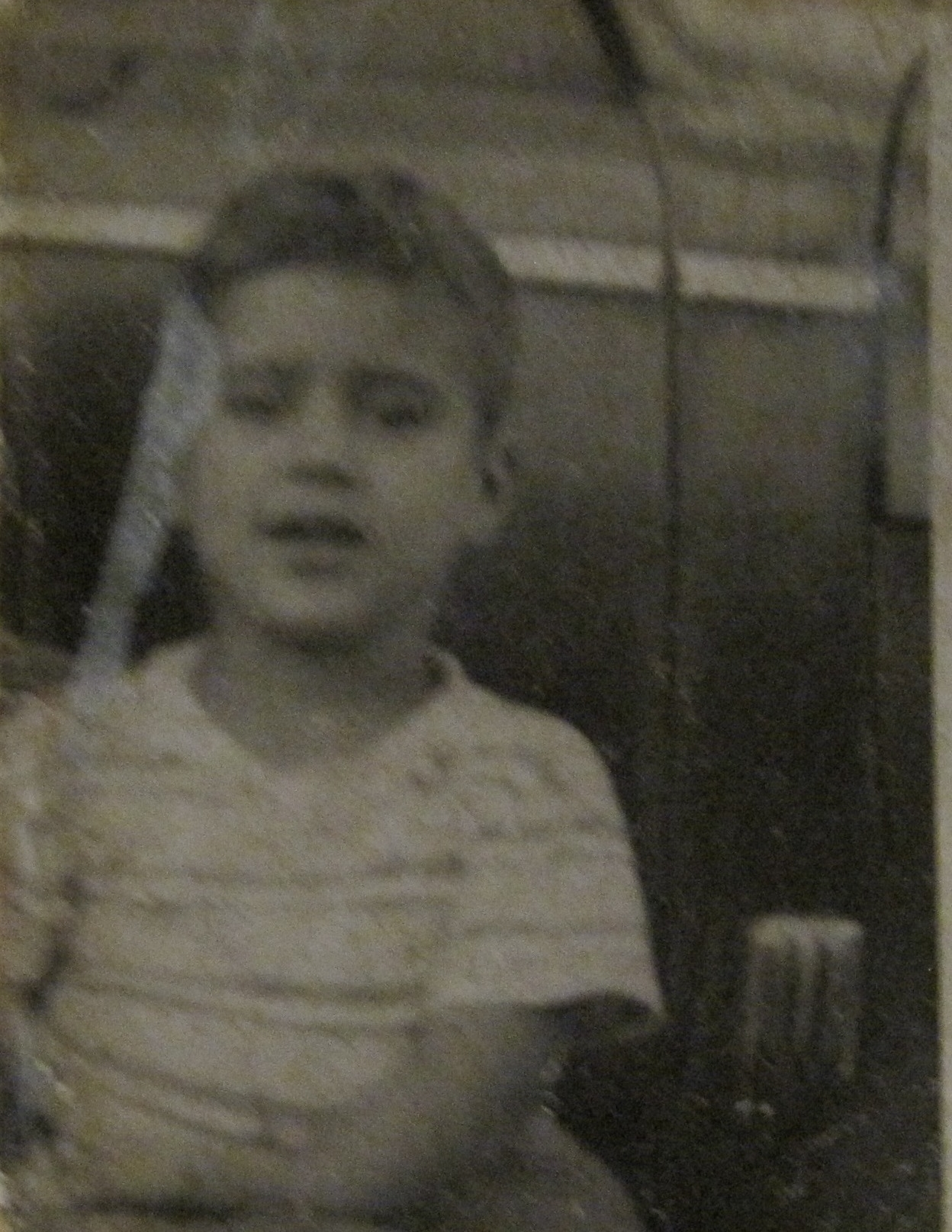 Bobby, 4 years old