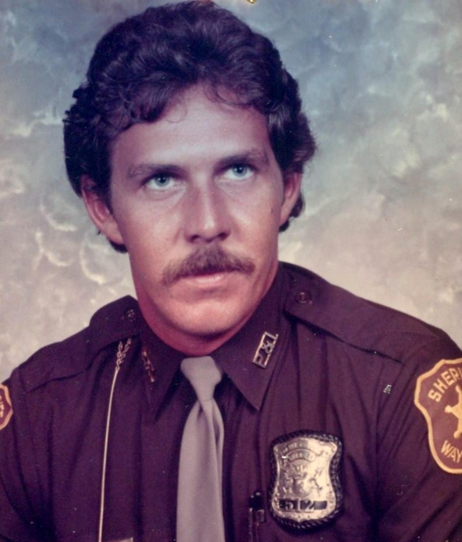 Officer Ed Reedy