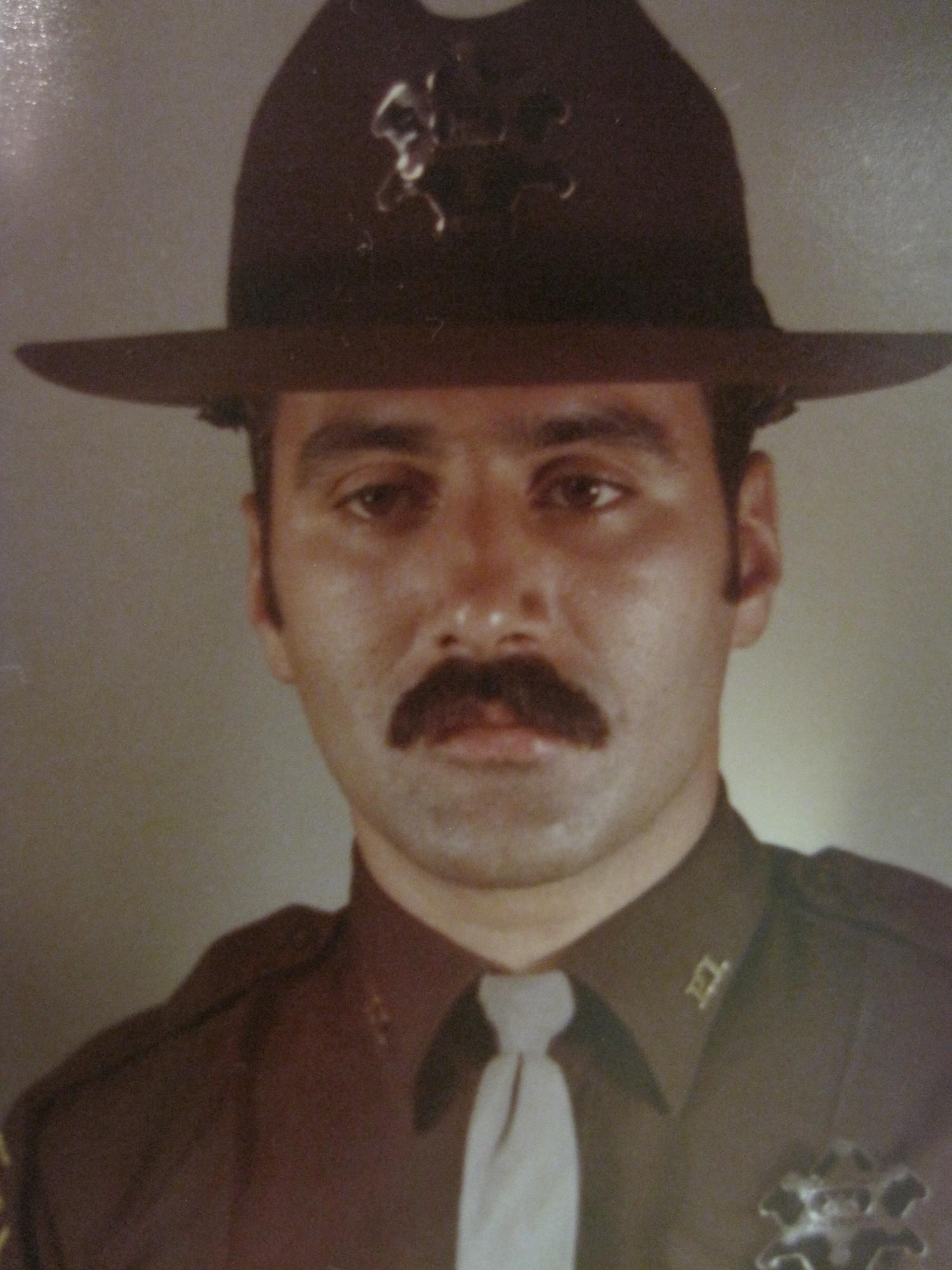Officer Bob Ankony
