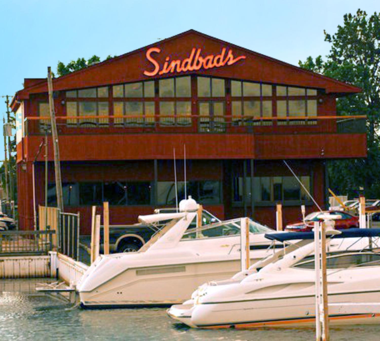 Sindbad's overlooking Canada