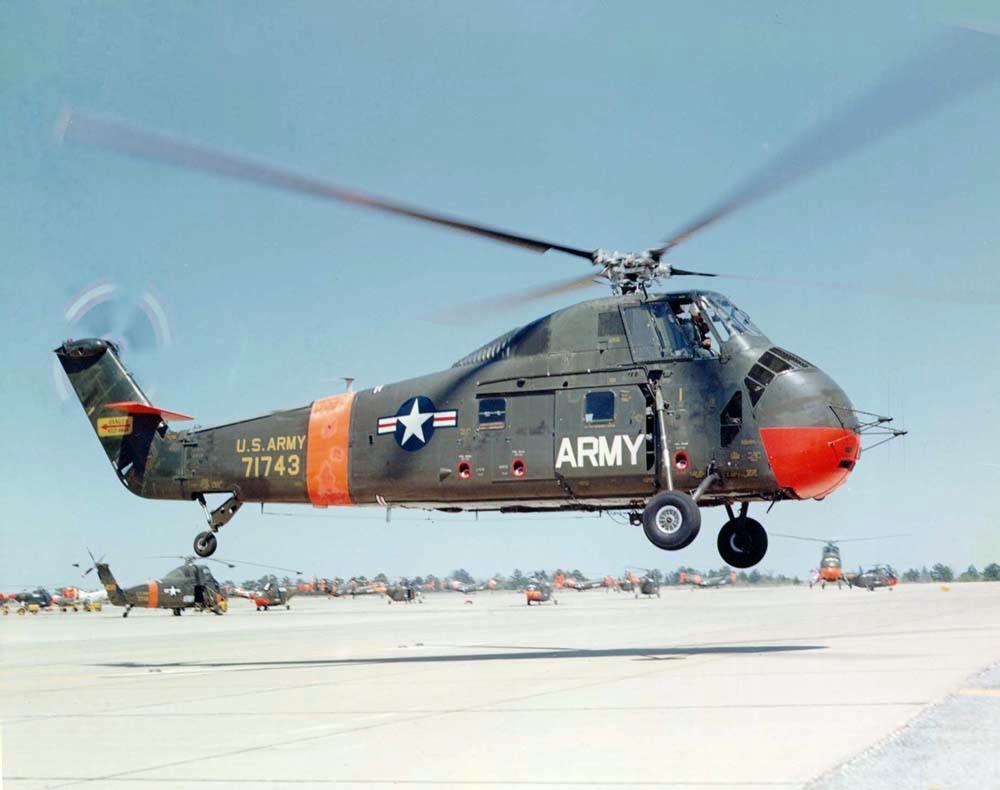 CH-34 Choctaw