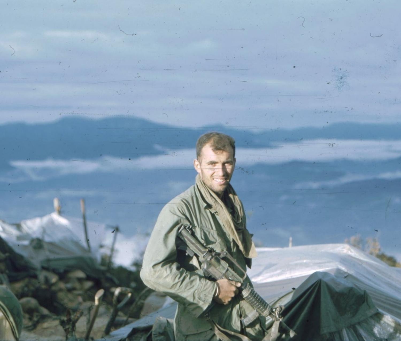 Sgt. Douglas Parkinson, Signal Hill