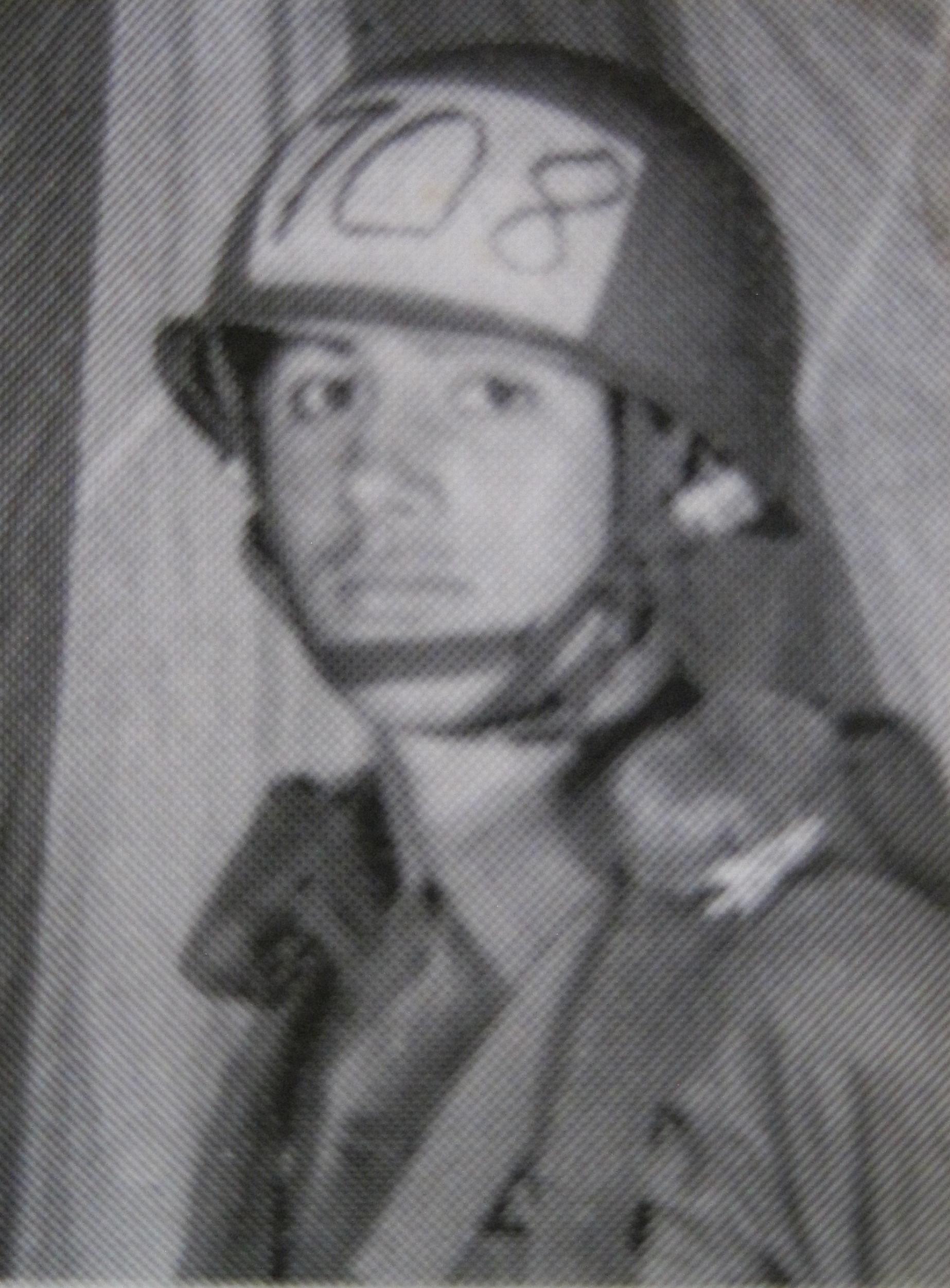 Pvt. Robert Ankony, April 1966