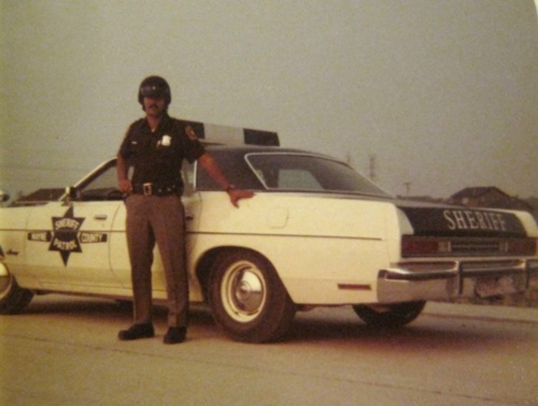 Deputy Robert Ankony