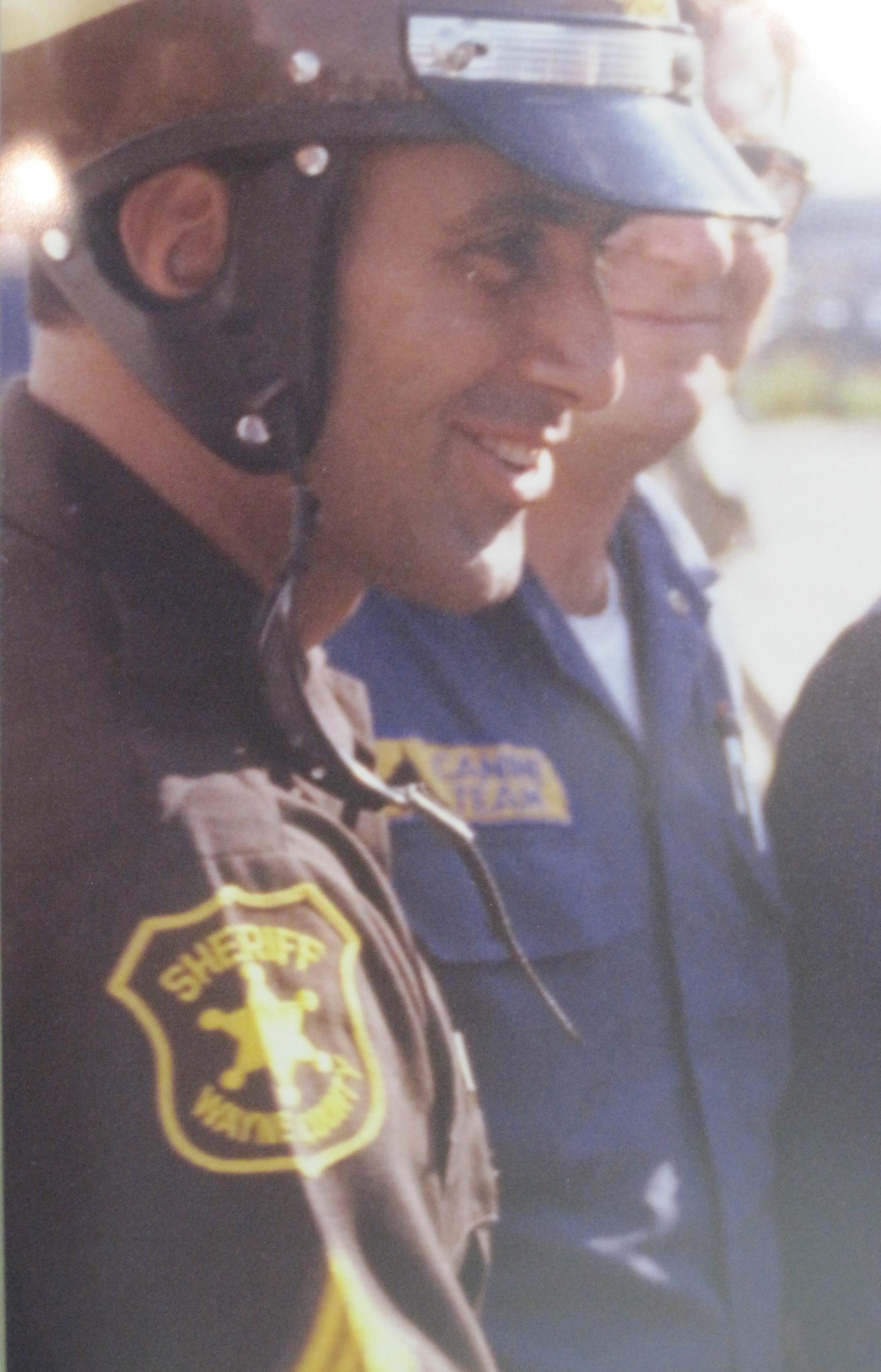 Sgt. Robert Ankony