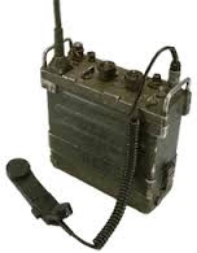 PRC-25 radio