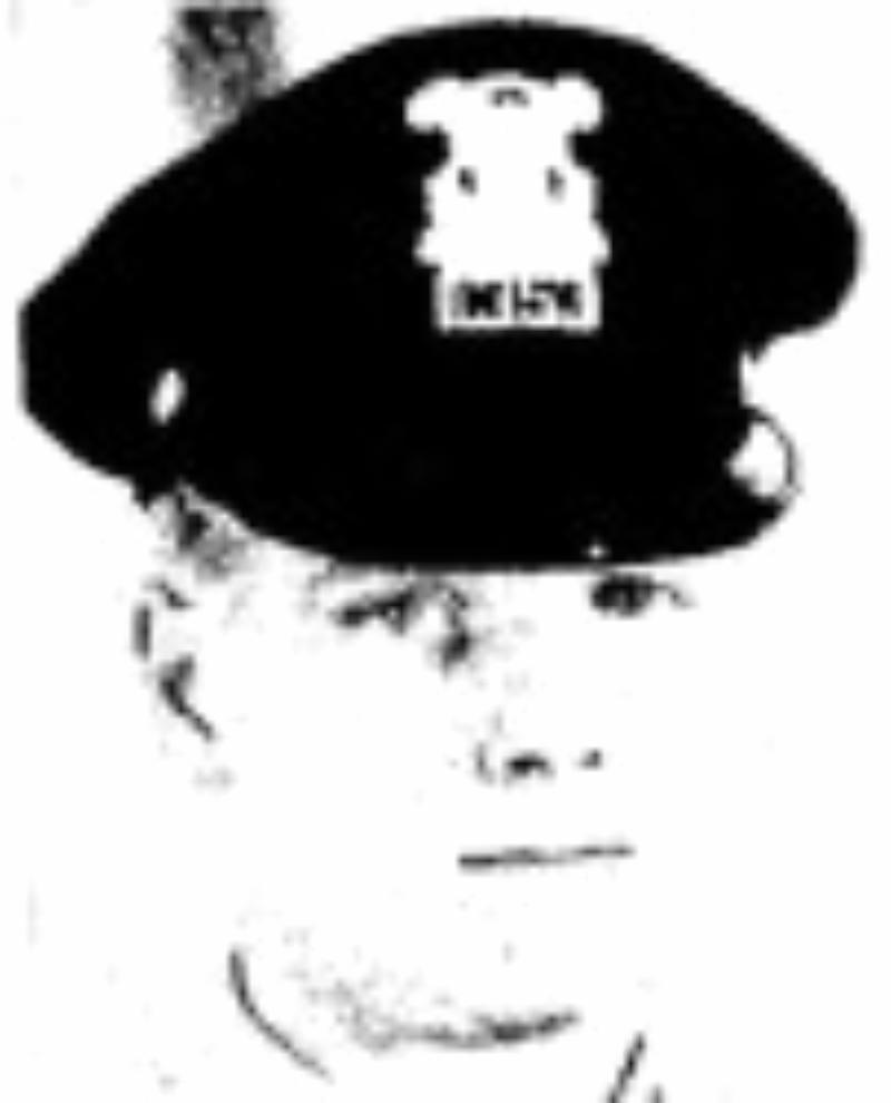 Officer Robert Bradford