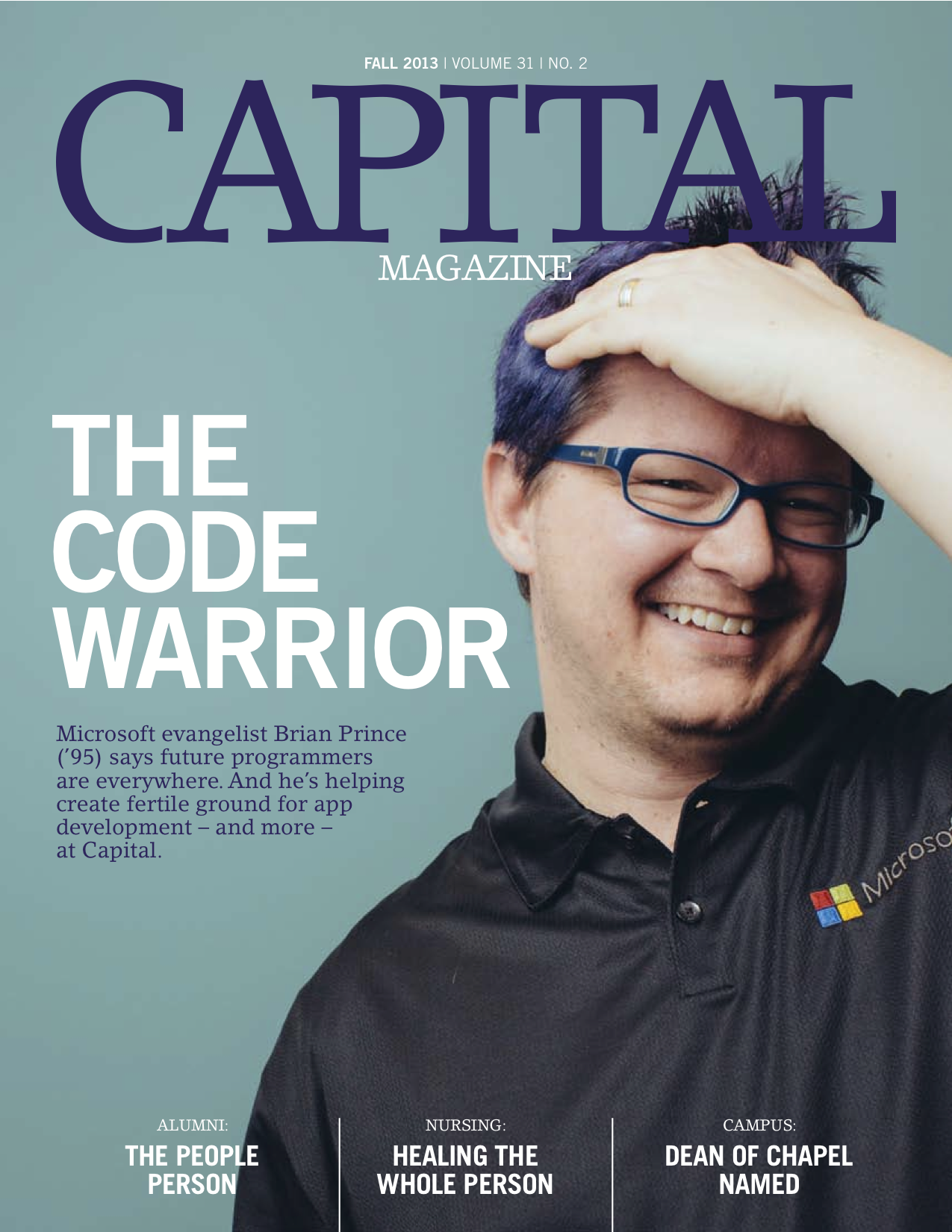 Capital University Alumni Magazine