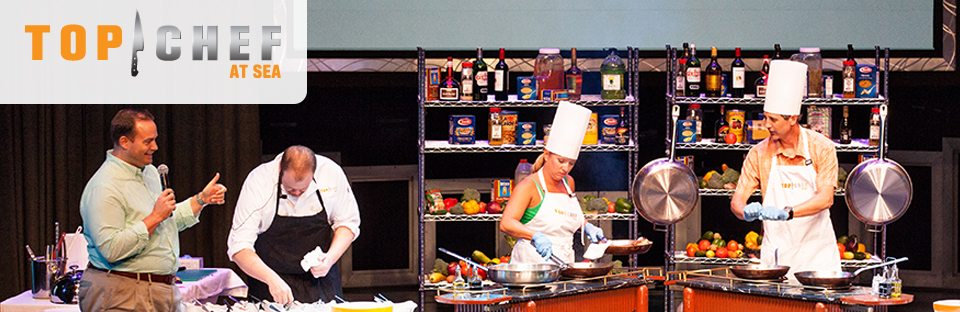 Celebrity Cruises - Top Chef At Sea