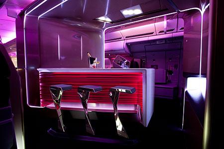 DuJour Magazine:   Fly (Higher Than) First Class