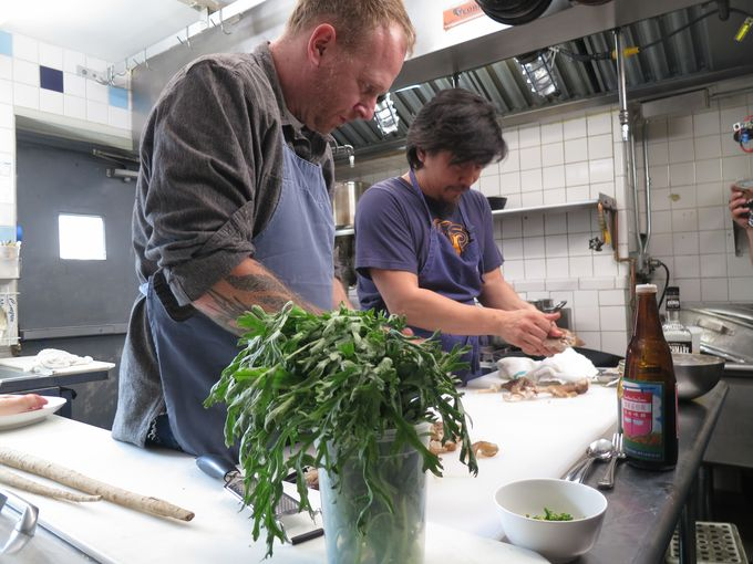 USA Today:     What's Cooking With Chefs: Fast food, festivals, and more