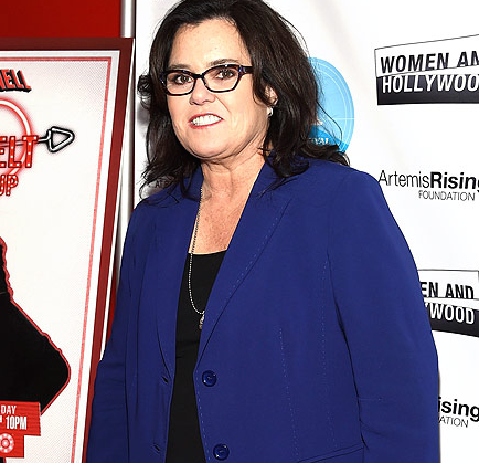 People Magazine:     Rosie O'Donnell: Leaving  The View  Was Doctor's Orders