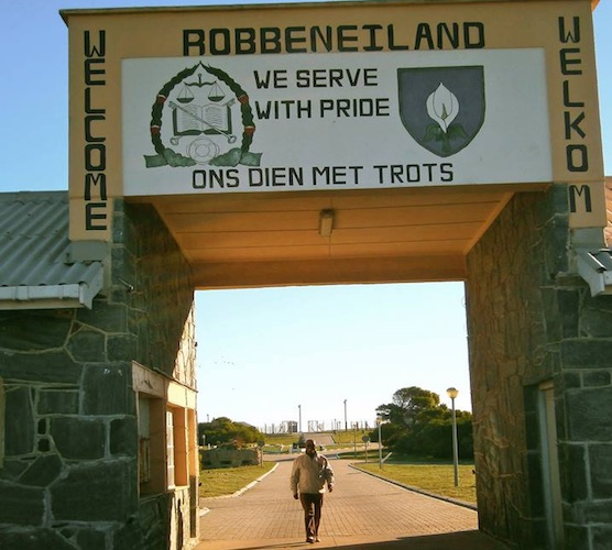Paste Magazine:     Changing the Guard: South Africa's Robben Island Prison