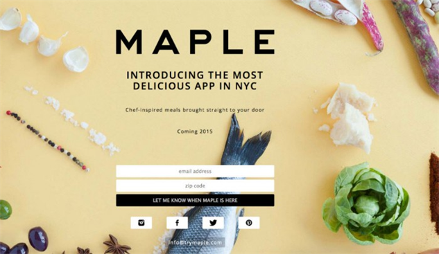 Paste Magazine:     The Coolest Food Delivery Apps