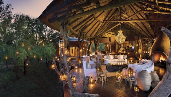 Paste Magazine:     Hotel Intel: Madikwe Safari Lodge