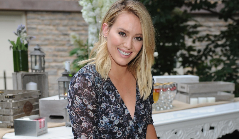 "People Magazine:     Hilary Duff Hopes Every Party She Hosts ""Turns into a Random Dance Party"""