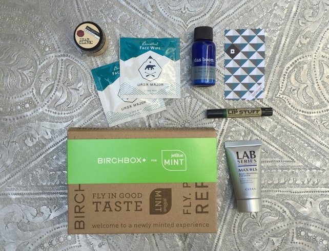 Afar:   The Best Amenity Kits in First Class