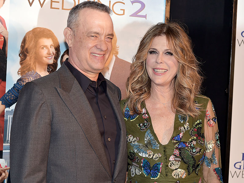 "People Magazine:     Tom Hanks Recalls Watching Wife Rita Wilson on  The Brady Bunch : 'I Remember Thinking, ""That Girl's Cute""'"