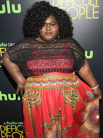 People Magazine:     Gabourey Sidibe Gets Candid About Racism She's Faced: 'I'm Not Just Scared for Myself, I'm Scared for Everyone'