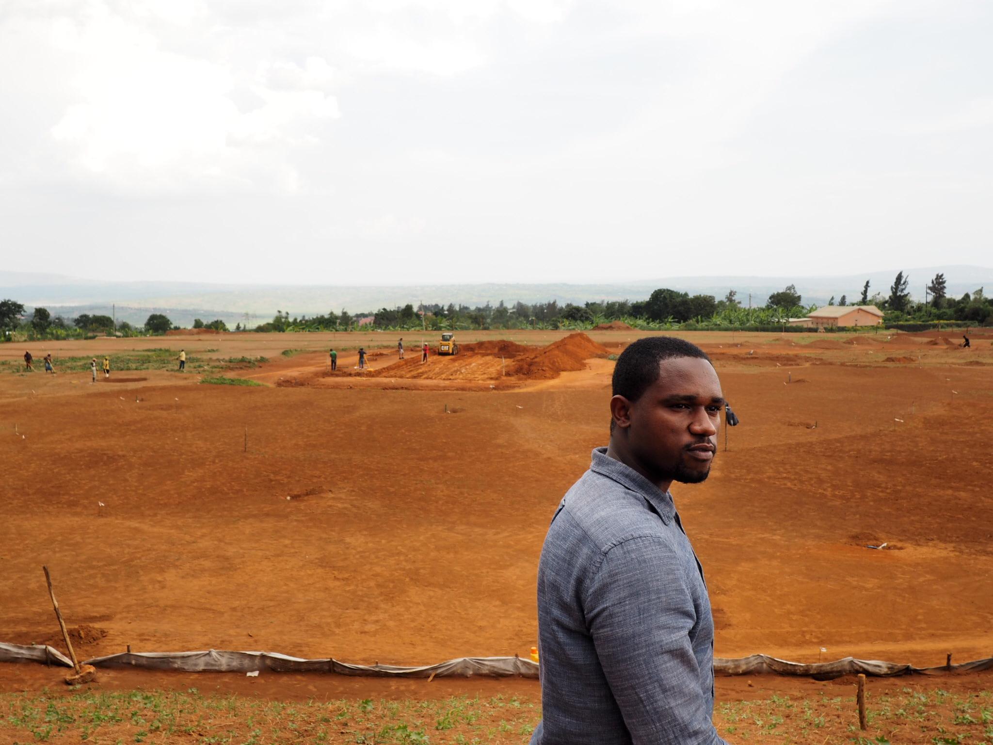 Paste Magazine :    Going to Bat for Rwanda