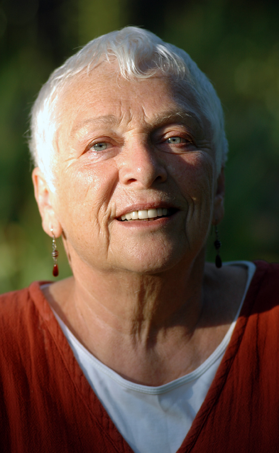 Rita Golden Gelman, author of  Tales of a Female Nomad