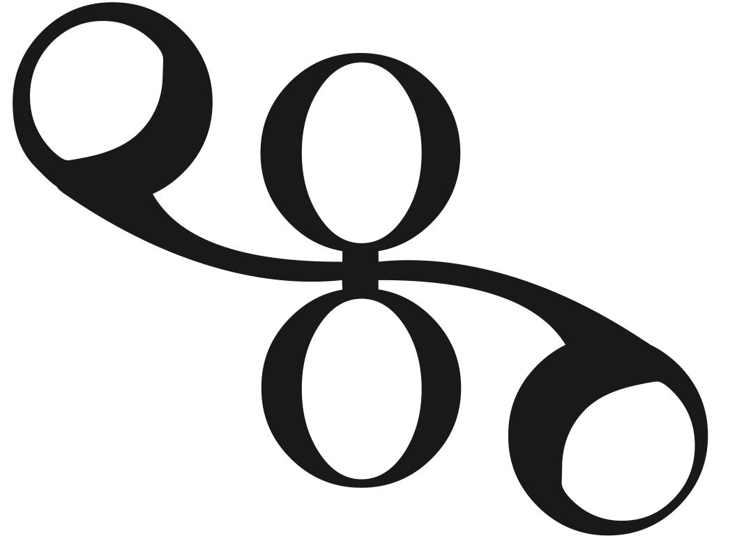 Logo for Ego, the men's ultimate frisbee team at the University of Oregon