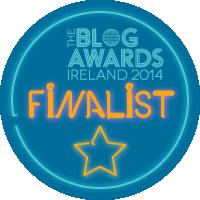 Blog Awards Finalist