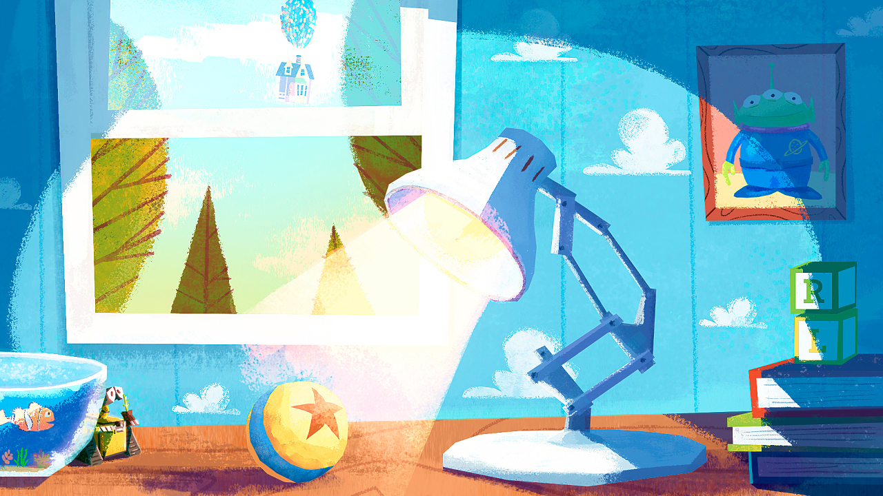 Building the Next Pixar
