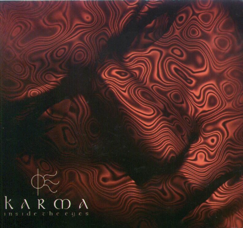 Karma - Inside The Eyes - Front.jpg
