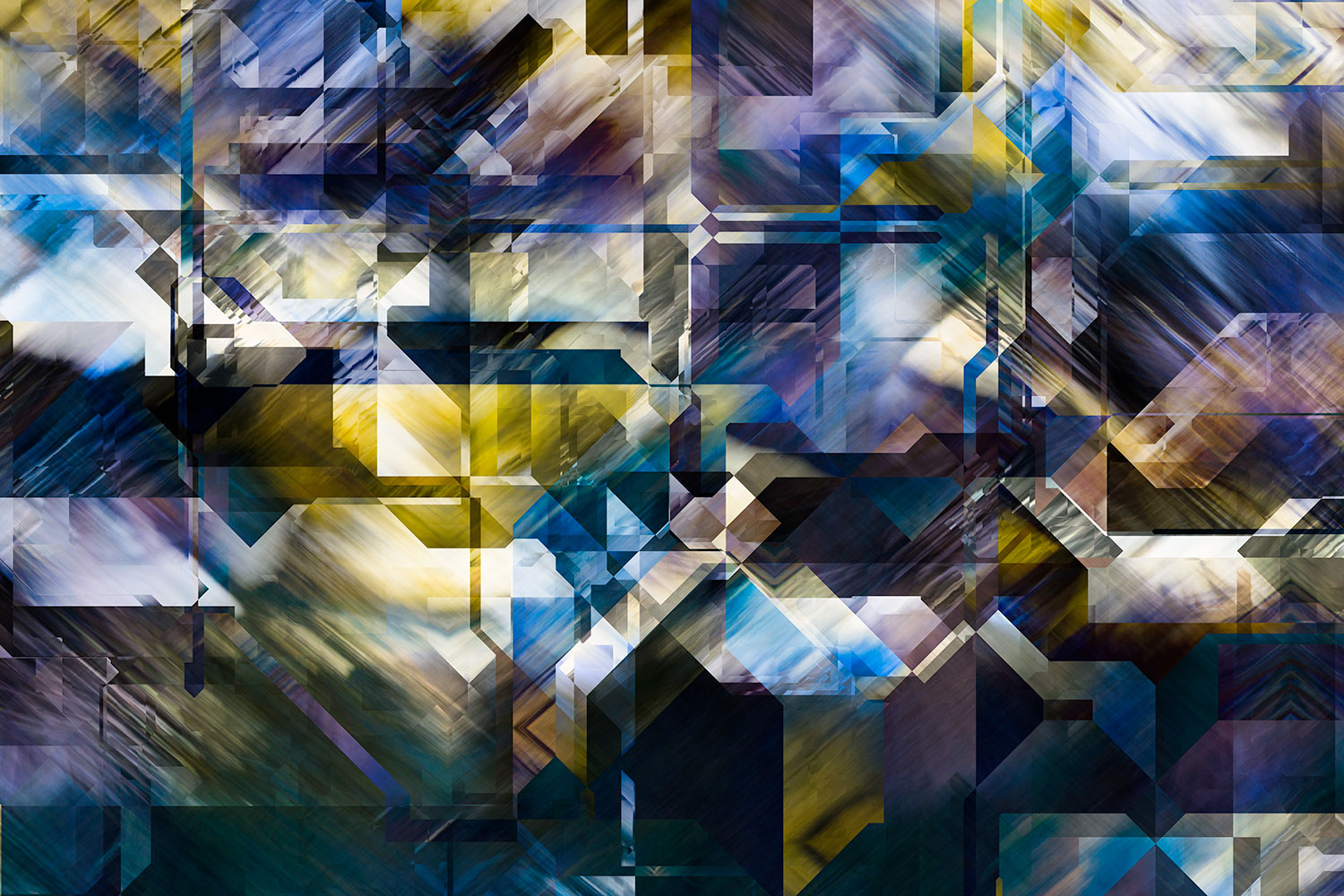 Abstract 5868  Untitled