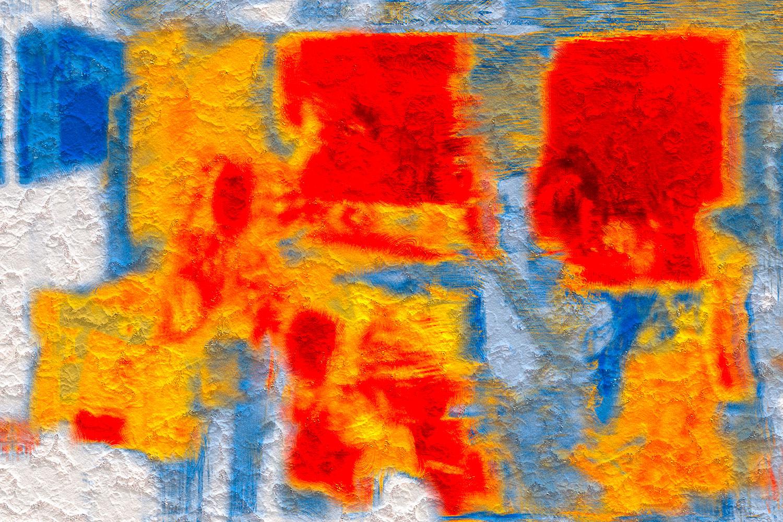 Abstract Impasto