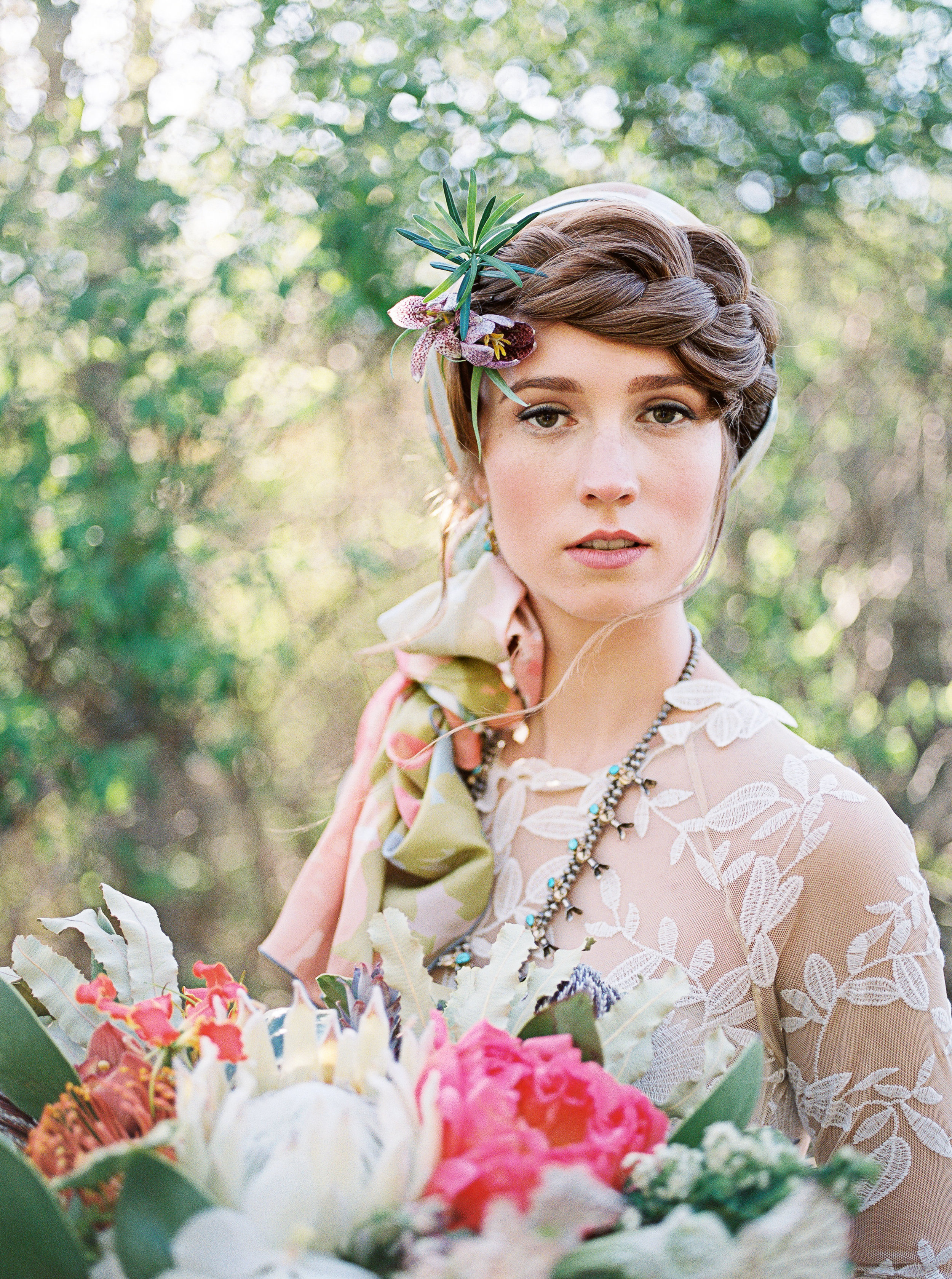 Alexandra-Elise-Photography-Louelle Deisgn Studio Stacy K Floral Bridal Scarf Silk Accessories Boho Wedding.jpg