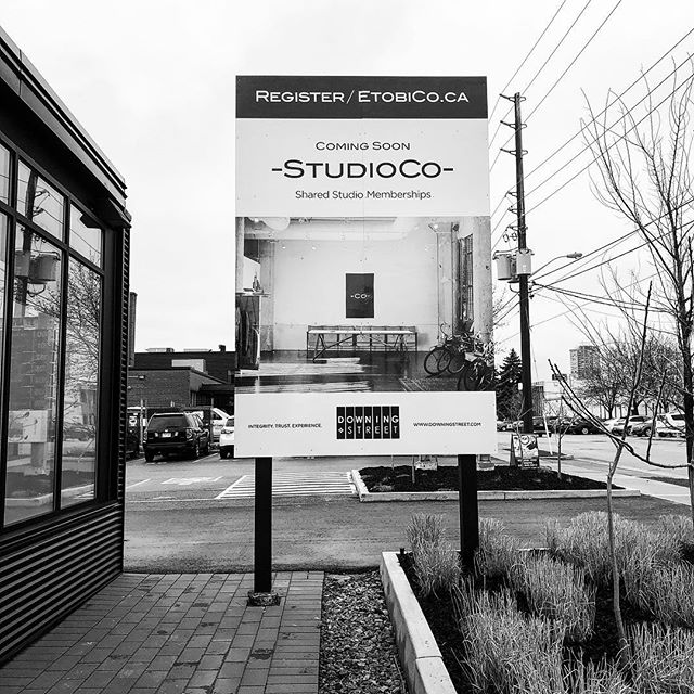 Things are shaping up nicely here at #etobico #thedowningstreetgroup #thirstyco #adaptivereuse  #workco