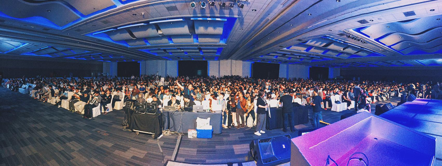 Spoke in front of 4,000 hungry creative minds. It was one of the most rewarding experiences of my creative career.
