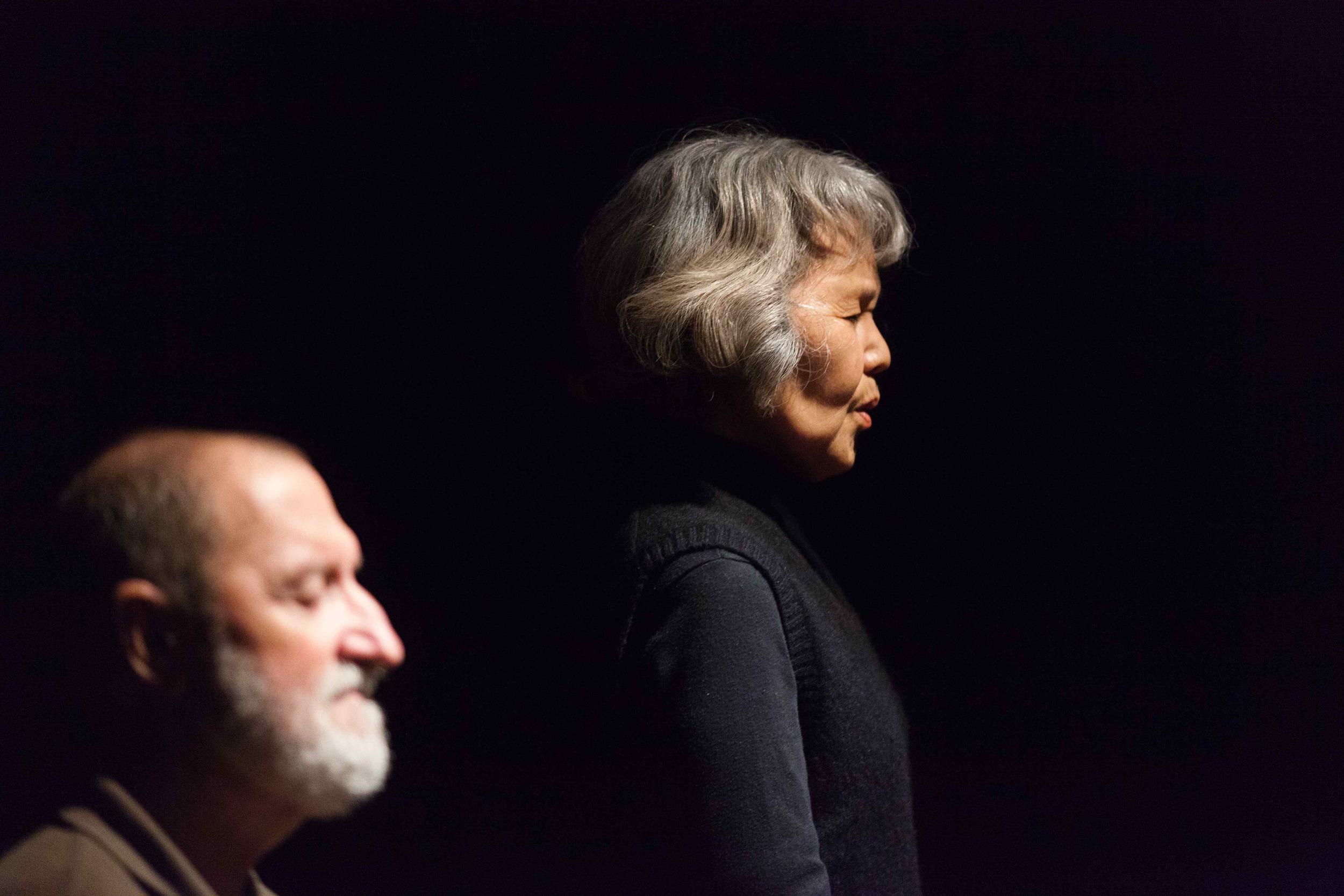 AURA (with Luke Jaaniste),2012  Blacktown Arts Centre, Sydney  image: Alex Wisser