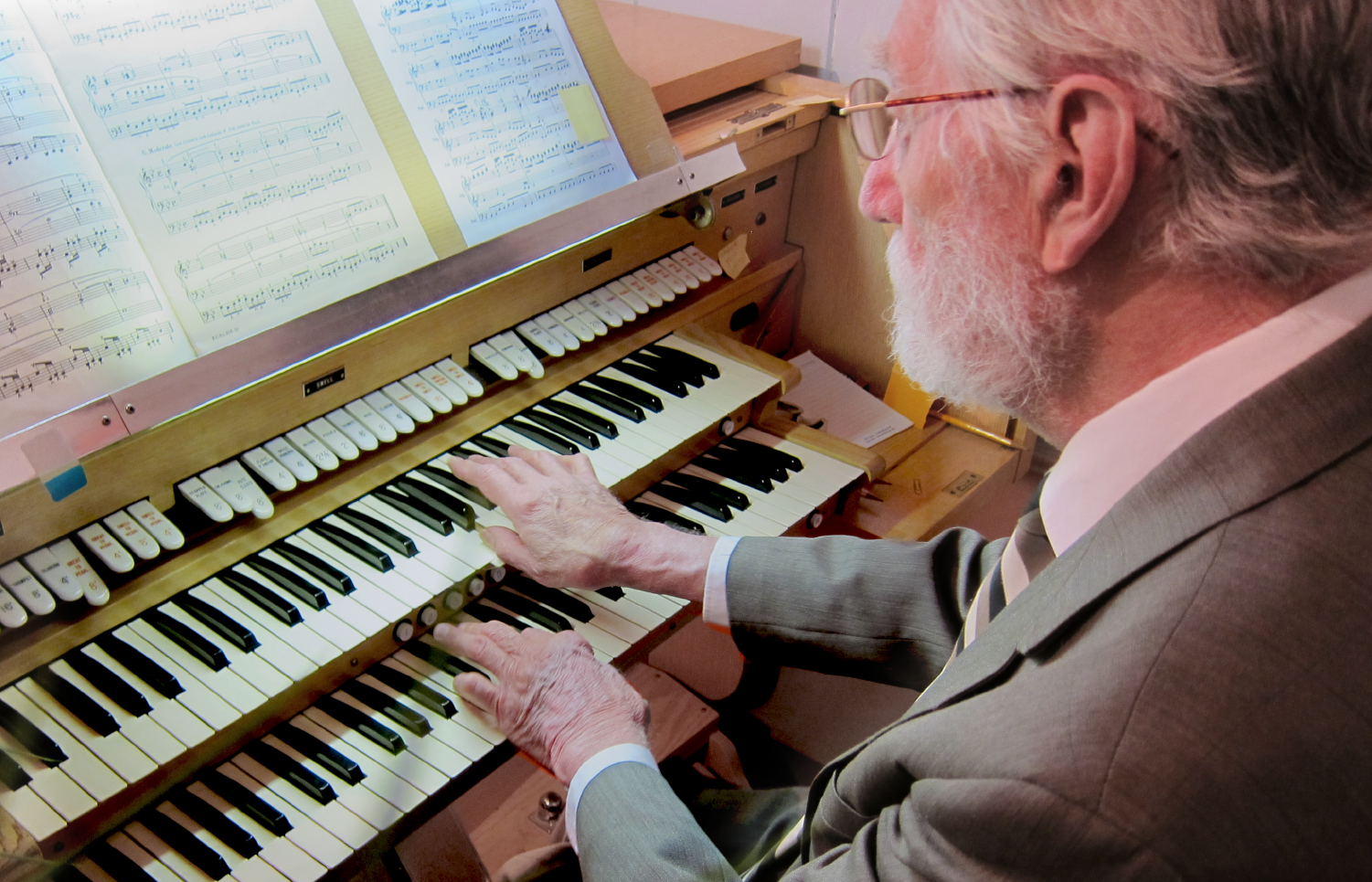 Our Church Organist
