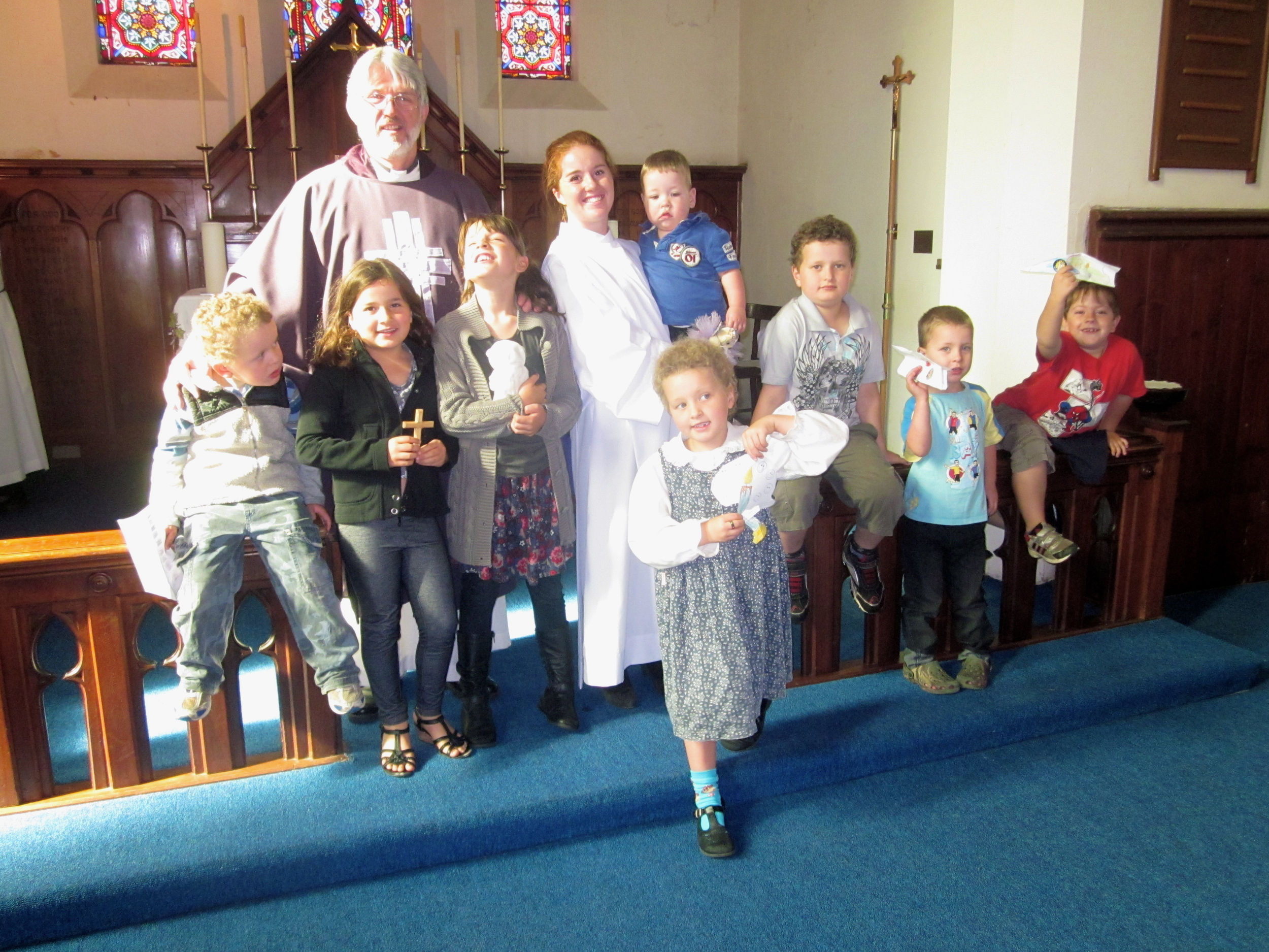 Family Mass at Christ Church