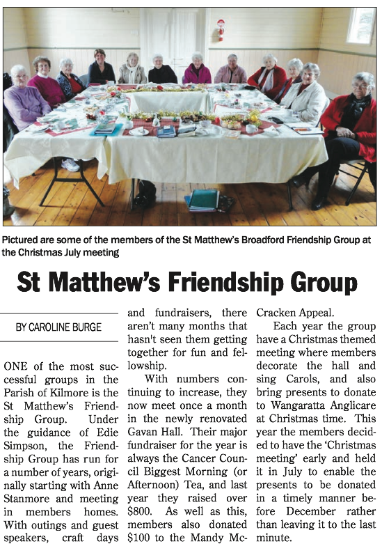 August 2014 - Anglican Advocate