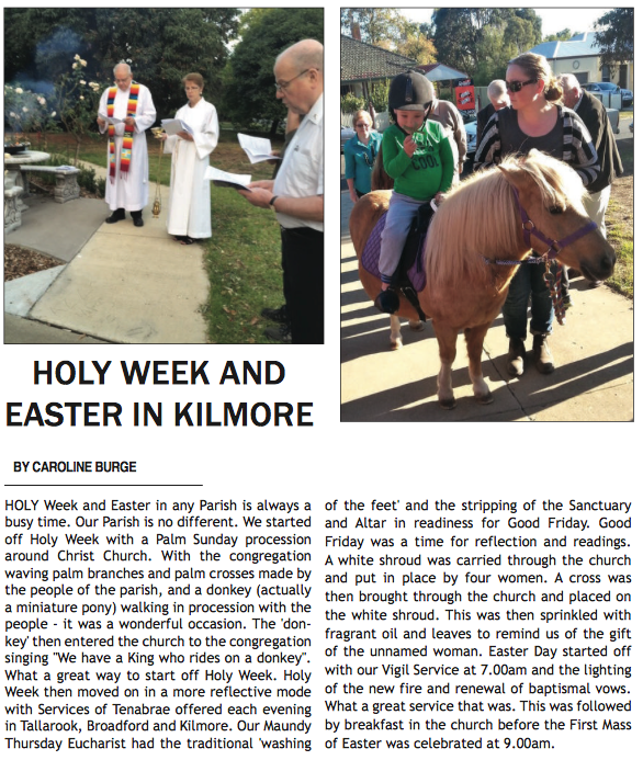 May 2015 - Anglican Advocate