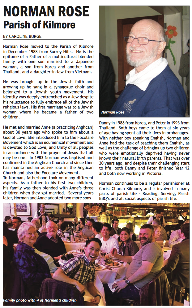 August 2016 ~ Anglican Advocate