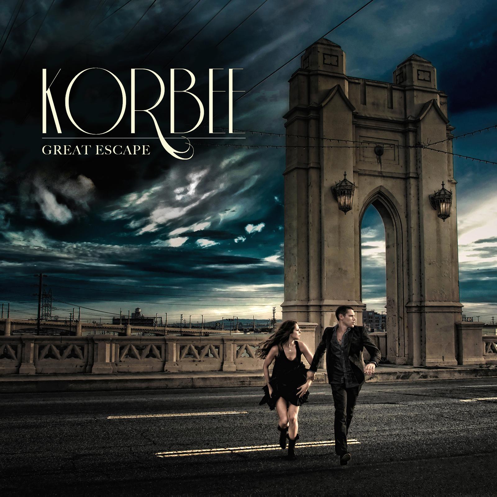 KORBEE - GREAT ESCAPE - FINAL ALBUM COVER - 2013.jpg