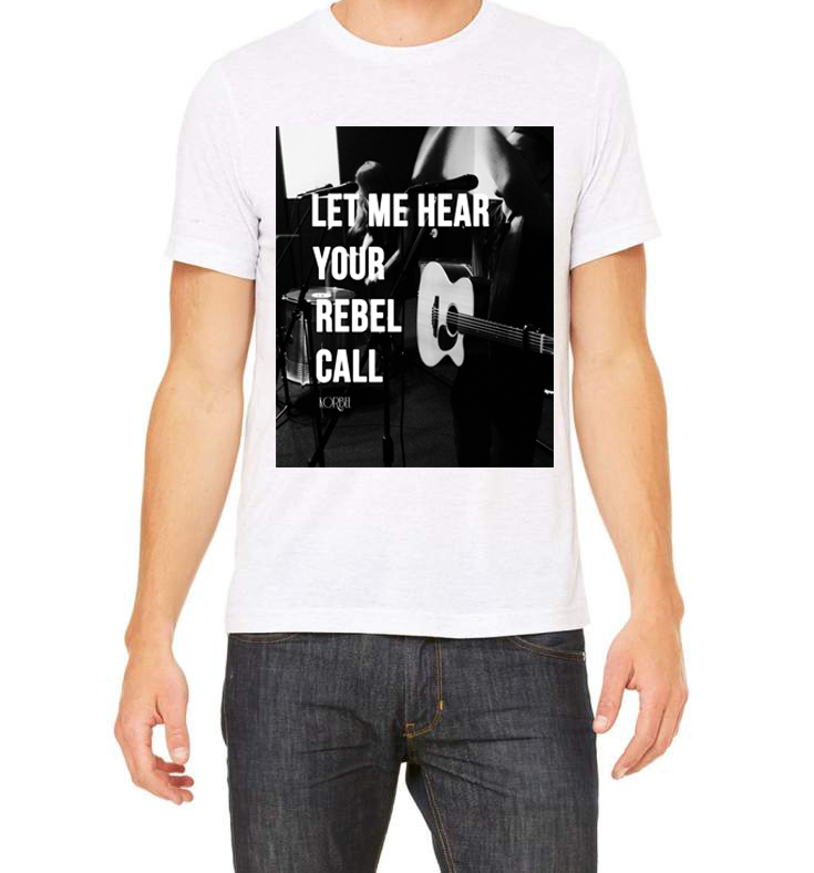 """""""Let Me Hear Your Rebel Call"""""""