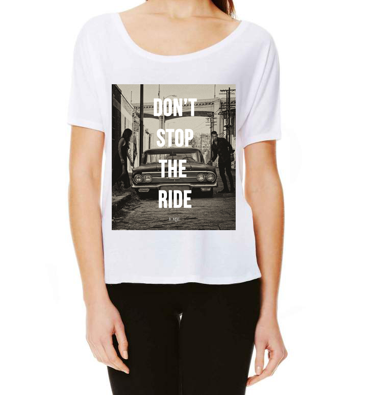 Dont Stop The Ride - Women - Simple Tee.jpg