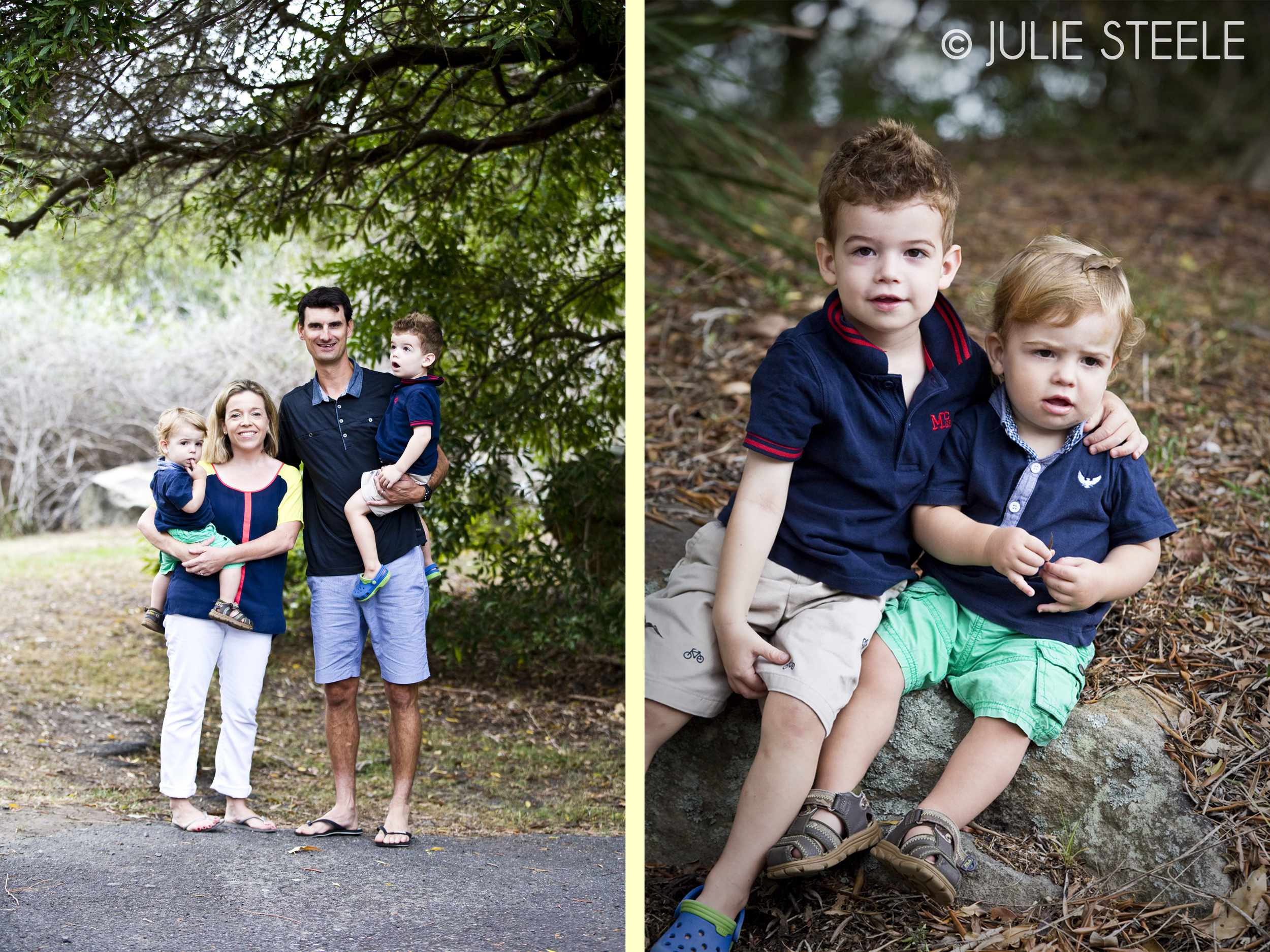Gladesville family
