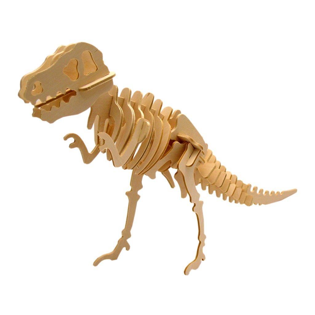 T-Rex Dino Puzzle