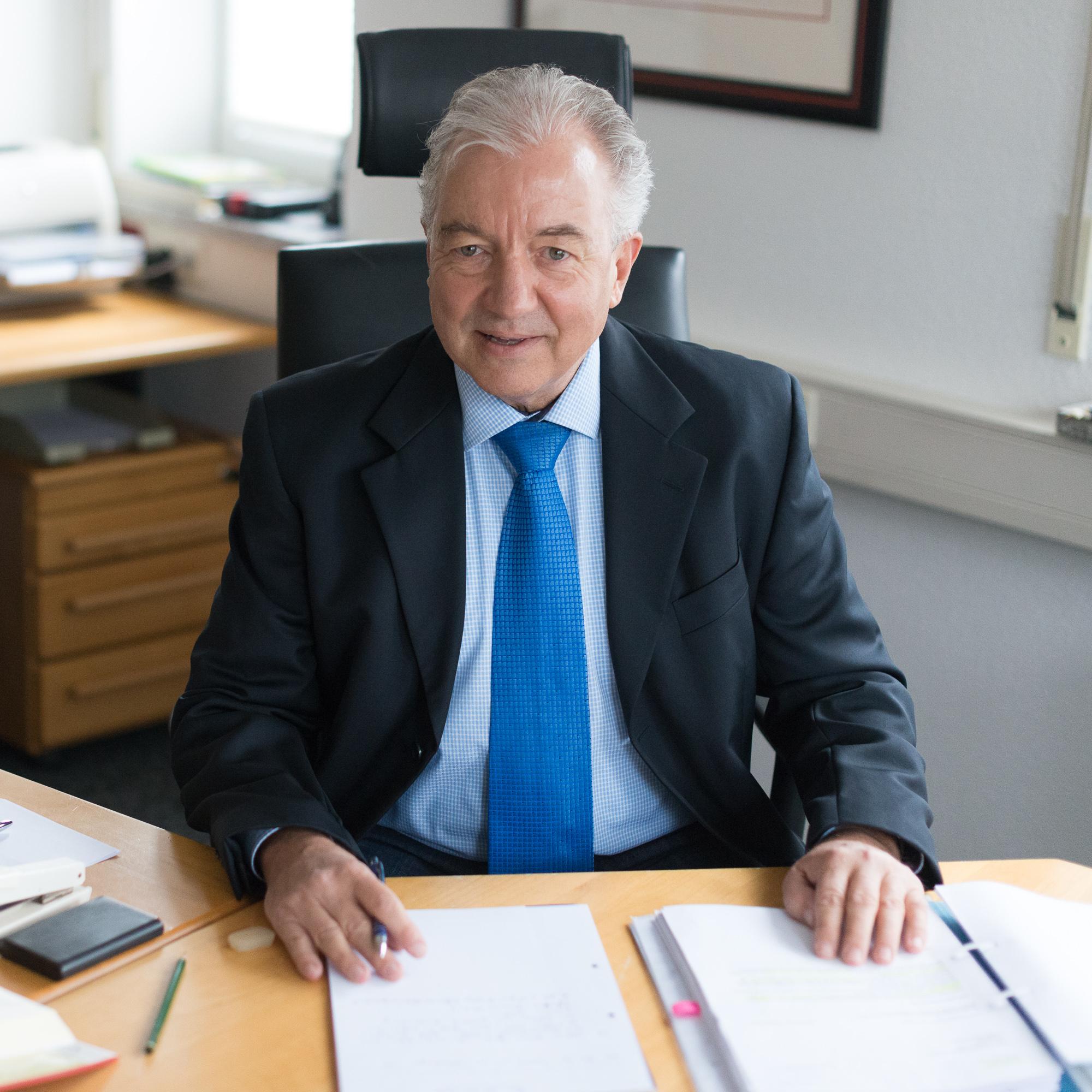 Rechtsanwalt Günter Fuchs