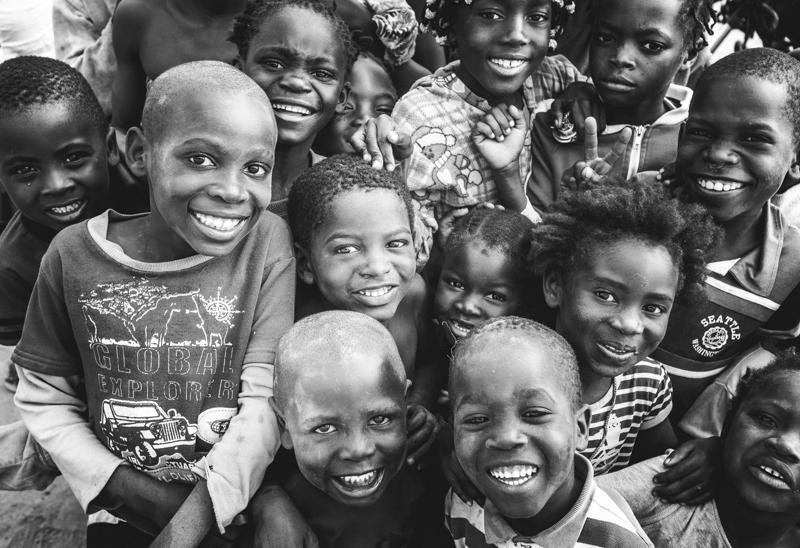 Angolan Happiness!  ©24Atlantic