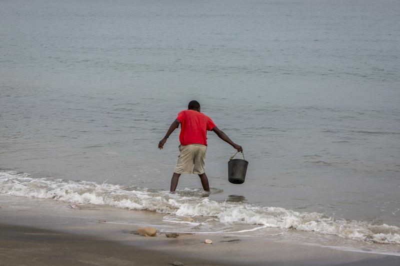 Salt Water Collection  ©24Atlantic